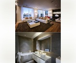 Great Investment Manhattan Midtown West  NYC Luxury  Condominium 1 Bedroom Apartment for sale