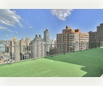 **NO FEE**Renovated 2 Bedroom on Upper East Side Luxury Building, Landscaped Rooftop Deck