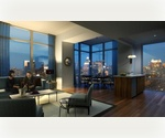 HIGH-END 2br/2bath IN A BEAUTIFUL NEW BUILDING WITH  RIVER VIEWS **NO FEE**DISCOVER THIS LUXURY!