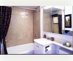 THOUGHTFUL LAYOUT, STYLISH KITCHEN AND BATH, Metropolitan life style in heart of business center